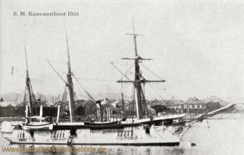 S.M.S. Iltis, 1878