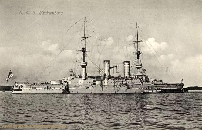 S.M.S. Mecklenburg