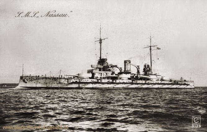 S.M.S. Nassau