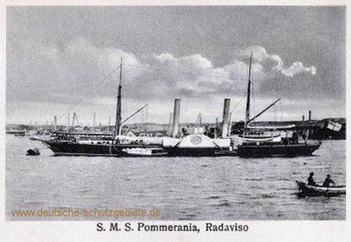 S.M.S. Pommerania