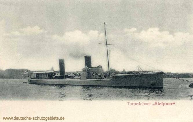 S.M.S. Sleipner, Torpedoboot