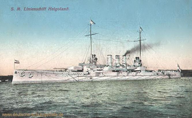 S.M. Linienschiff Helgoland