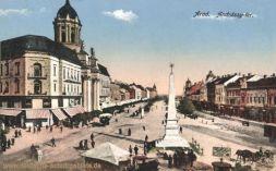 Arad, Andrássy tér