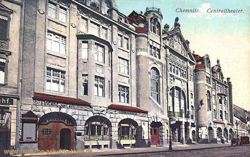 Chemnitz, Centraltheater