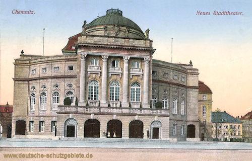 Chemnitz, Neues Stadttheater