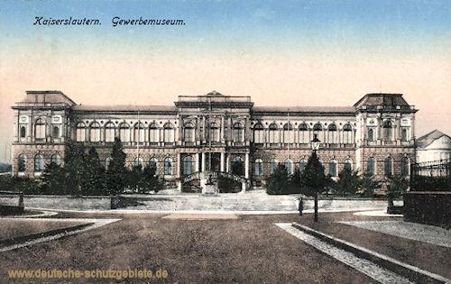 Kaiserslautern, Gewerbemuseum