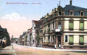 Kaiserslautern, Kaiserstraße