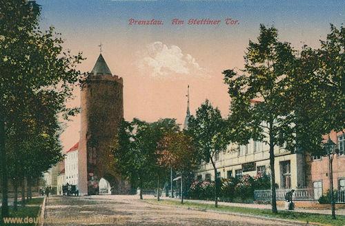Prenzlau, Am Stettiner Tor