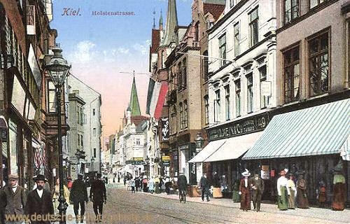 Kiel, Holstenstraße