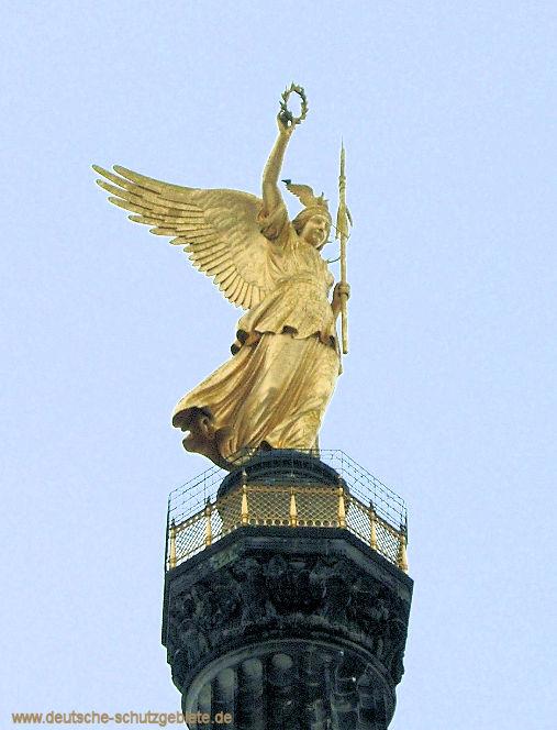 Berlin, Siegessäule - Victoria
