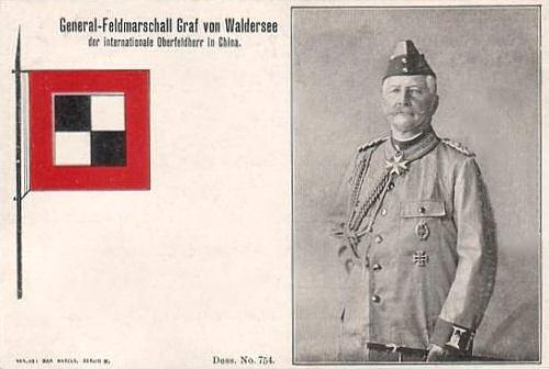 General-Feldmarschall Graf von Waldersee