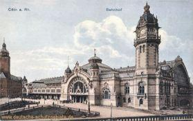 Köln, Bahnhof