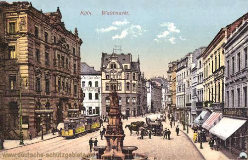 Köln, Waidmarkt