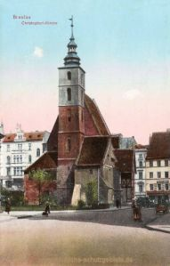 Breslau, Christophori-Kirche