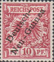 Deutsch-Neu-Guinea Nr. 3, 10 Pfennig