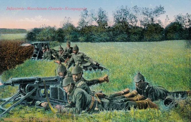 Infanterie-Maschinen-Gewehr-Kompagnie