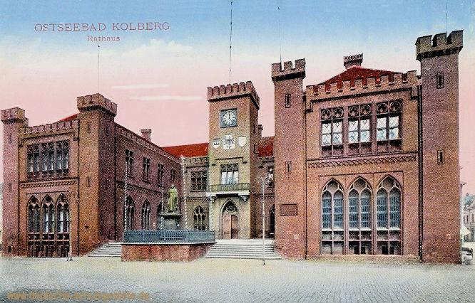 Kolberg, Rathaus
