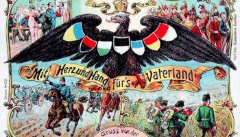 Mit Herz und Hand fürs Vaterland