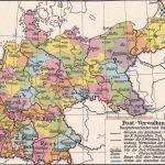 Post-Verwaltungen, Hauptsteuerämter und Zollgebiete 1914