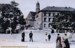 Amberg, Prinzregentenstraße