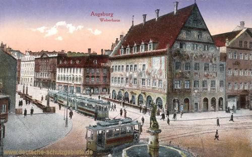 Augsburg, Weberhaus
