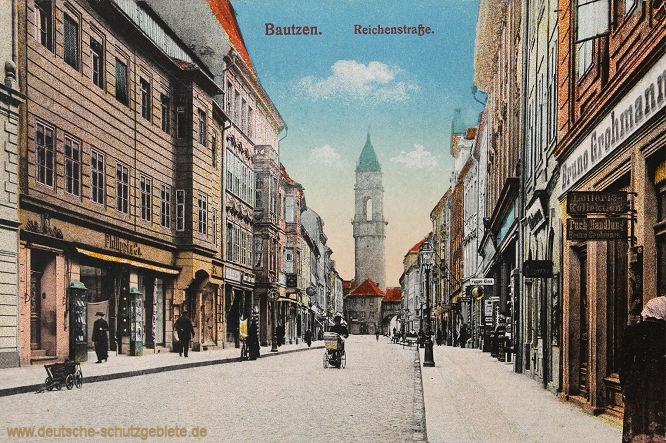 Bautzen, Reichenstraße