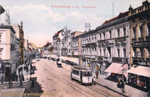 Brandenburg a. H., Hauptstraße