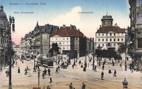 Dresden, Pirnaischer Platz