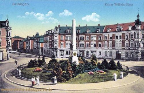 Erlangen, Kaiser-Wilhelm-Platz