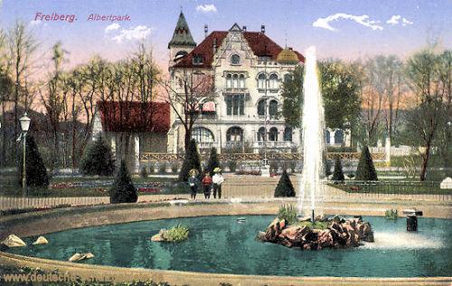 Freiberg i. Sa., Albertpark