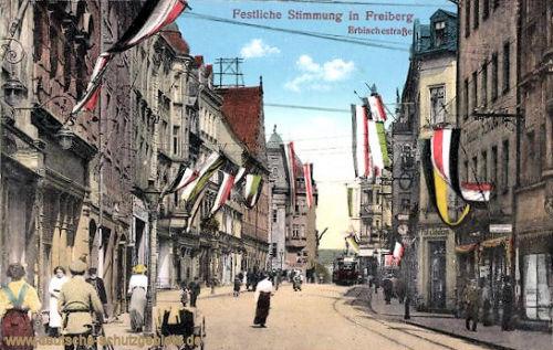 Freiberg i. Sa., Erbischestraße