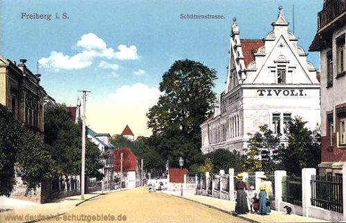 Freiberg i. Sa., Schützenstraße