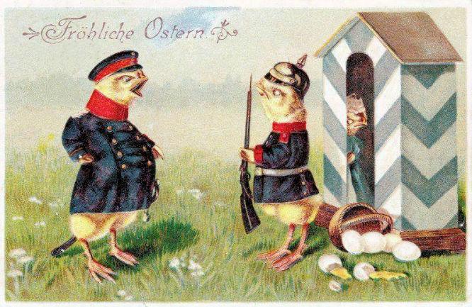 Fröhliche Ostern (1911)