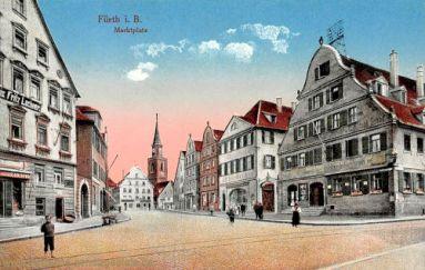 Fürth, Marktplatz