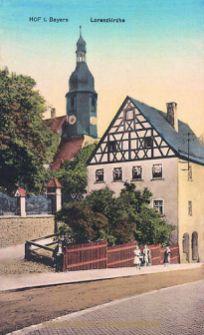 Hof i. B., Lorenzkirche