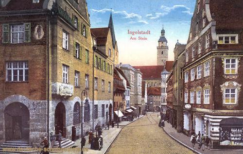 Ingolstadt, Am Stein