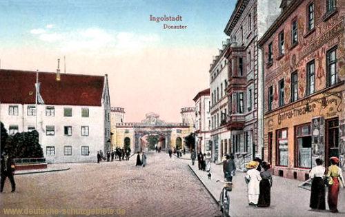 Ingolstadt, Donautor