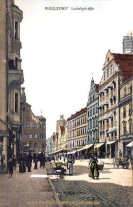 Ingolstadt, Ludwigstraße