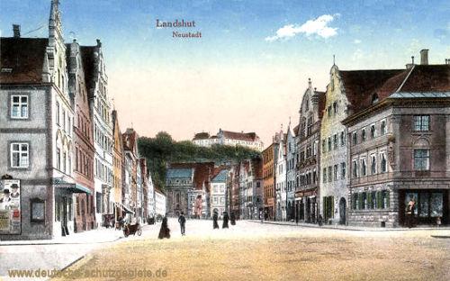 Landshut, Neustadt