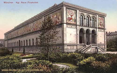 München, Königliche Neue Pinakotek