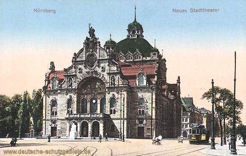 Nürnberg, Neues Stadttheater