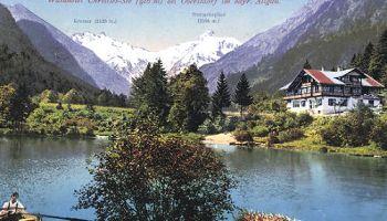 Oberstdorf, Waldhotel Christles-See