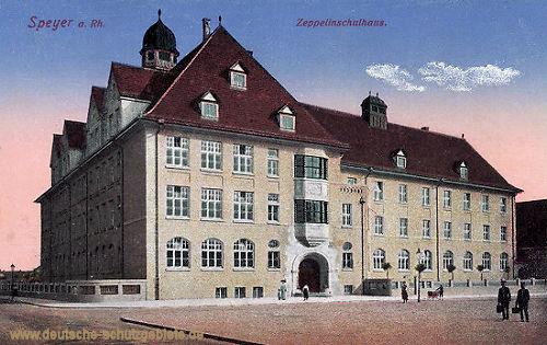Speyer, Zeppelinschulhaus
