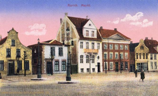 Aurich, Markt