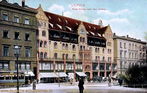 Leipzig, Rotes Colleg