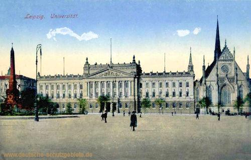 Leipzig, Universität
