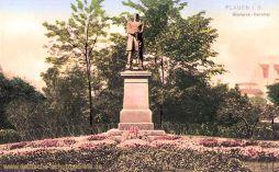 Plauen i. V., Bismarck-Denkmal