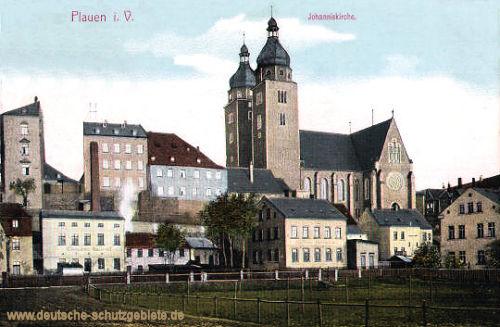Plauen i. V., Johanniskirche