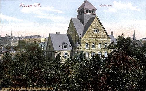 Plauen i. V., Lutherhaus