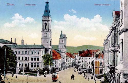 Zittau, Johanneum, Bautznerstraße